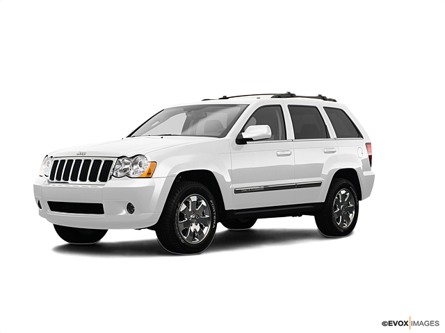 2008 Jeep Grand Cherokee Vehicle Photo in Edinburg, TX 78539