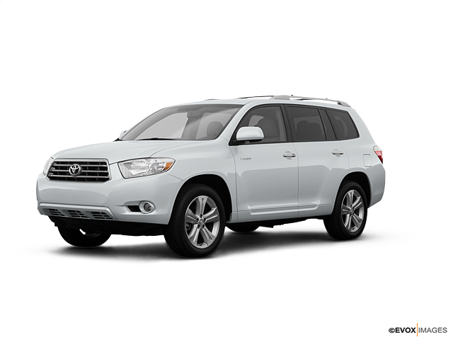 2008 Toyota Highlander Vehicle Photo in San Antonio, TX 78257