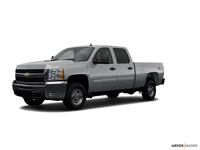 2008 Chevrolet Silverado 2500HD Vehicle Photo in Vincennes, IN 47591