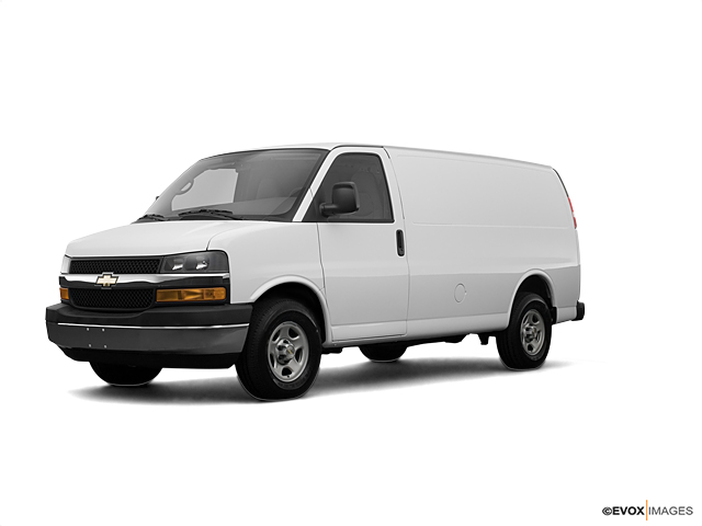 2008 Chevrolet Express Cargo Van Vehicle Photo in Lake Bluff, IL 60044