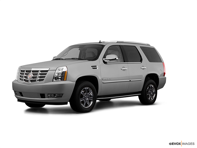 2008 Cadillac Escalade Vehicle Photo in Moon Township, PA 15108