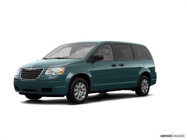 2008 Chrysler Town & Country Vehicle Photo in Augusta, GA 30907