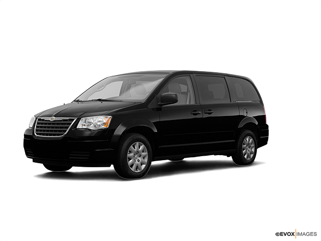 2008 Chrysler Town & Country Vehicle Photo in Newtown, PA 18940