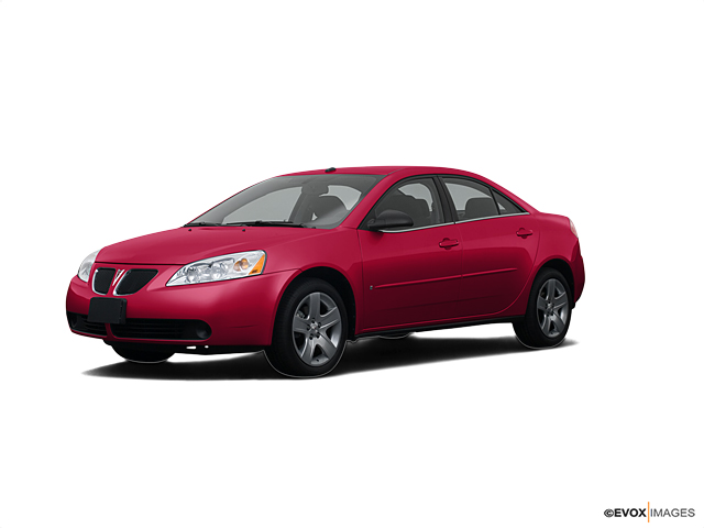 2008 Pontiac G6 Vehicle Photo in Joliet, IL 60435