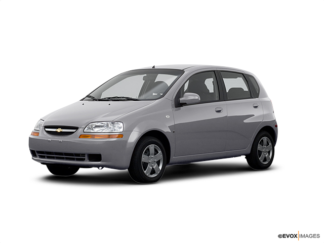 Johnstown Gray 2008 Chevrolet Aveo Used Car For Sale 19c178a