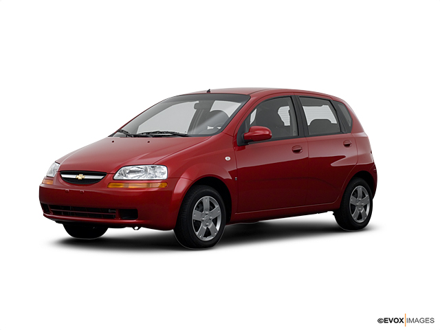 2008 Chevrolet Aveo Vehicle Photo in Plainfield, IL 60586-5132