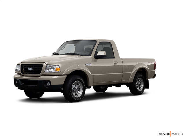 2008 Ford Ranger Vehicle Photo in Zelienople, PA 16063
