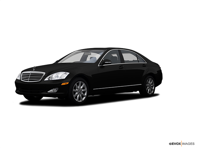 2008 Mercedes-Benz S-Class Vehicle Photo in Charlotte, NC 28269