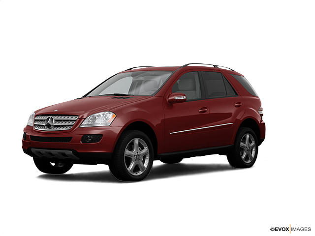 2008 Mercedes-Benz M-Class Vehicle Photo in Willow Grove, PA 19090