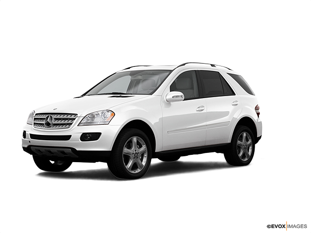 2008 Mercedes-Benz M-Class Vehicle Photo in Colorado Springs, CO 80920