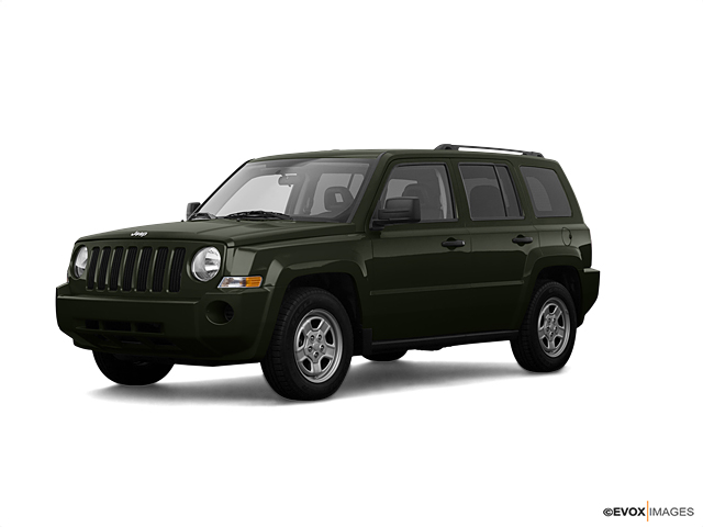 2008 Jeep Patriot Vehicle Photo in Akron, OH 44320