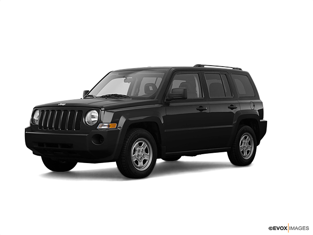 2008 Jeep Patriot Vehicle Photo in Portland, OR 97225