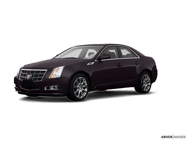 2008 Cadillac CTS Vehicle Photo in Lake Bluff, IL 60044