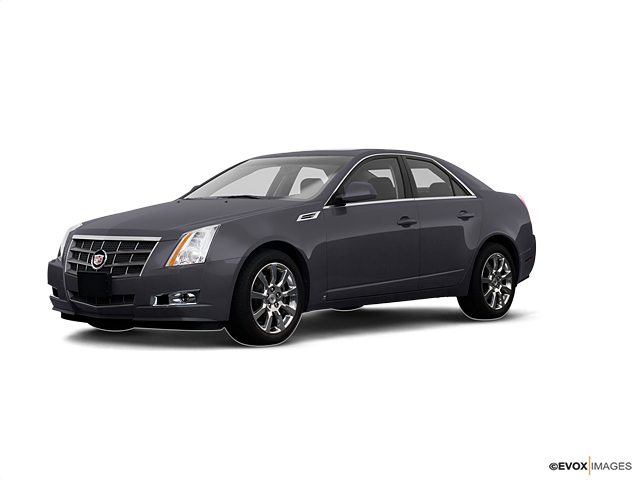 2008 Cadillac CTS Vehicle Photo in Janesville, WI 53545