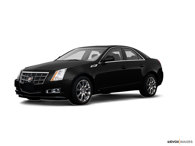 2008 Cadillac CTS Vehicle Photo in Colorado Springs, CO 80905