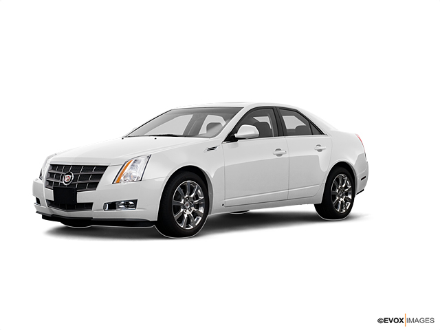 2008 Cadillac CTS Vehicle Photo in Tallahassee, FL 32304