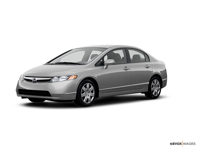 2008 Honda Civic Sedan Vehicle Photo in Tampa, FL 33612