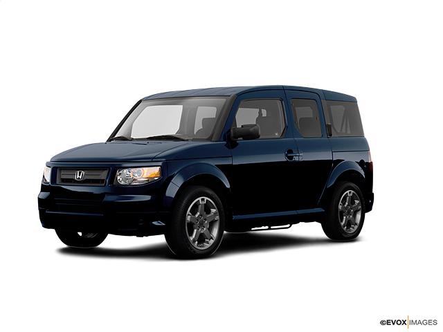 2008 Honda Element Vehicle Photo in Redding, CA 96002