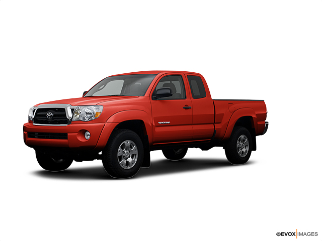 2008 Toyota Tacoma Vehicle Photo in Enid, OK 73703