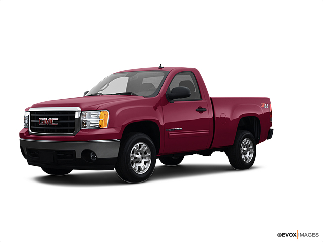 2008 GMC Sierra 1500 Vehicle Photo in Manassas, VA 20109
