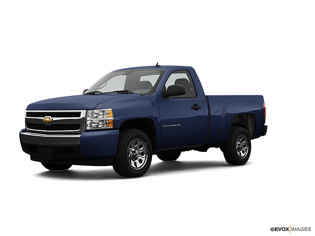 2008 Chevrolet Silverado 1500 Vehicle Photo in Saginaw, MI 48609