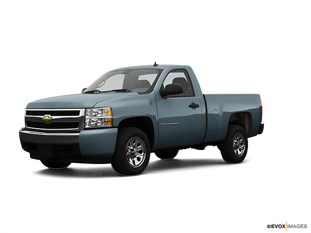2008 Chevrolet Silverado 1500 Vehicle Photo in Elyria, OH 44035