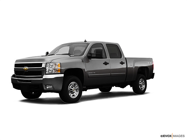 2008 Chevrolet Silverado 2500HD Vehicle Photo in San Angelo, TX 76903