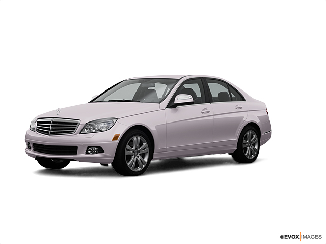 2008 Mercedes-Benz C-Class Vehicle Photo in Pleasanton, CA 94588