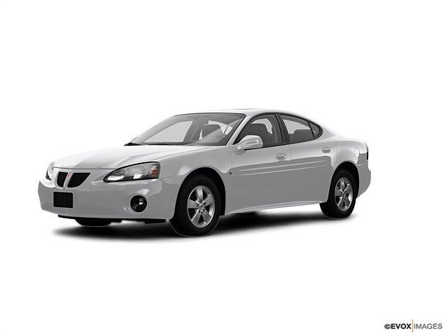 2008 Pontiac Grand Prix Vehicle Photo in Reese, MI 48757