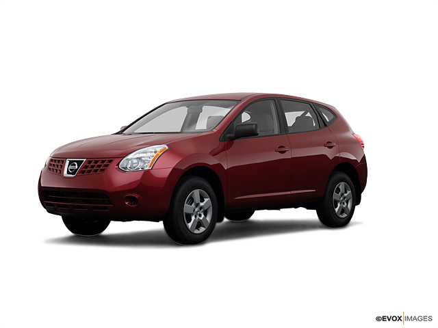 2008 Nissan Rogue Vehicle Photo in Green Bay, WI 54304