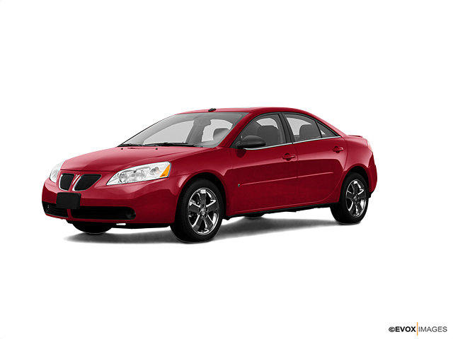 2008 Pontiac G6 Vehicle Photo in Trevose, PA 19053