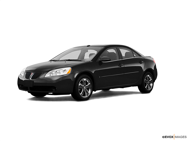 2008 Pontiac G6 Vehicle Photo in Plainfield, IL 60586-5132