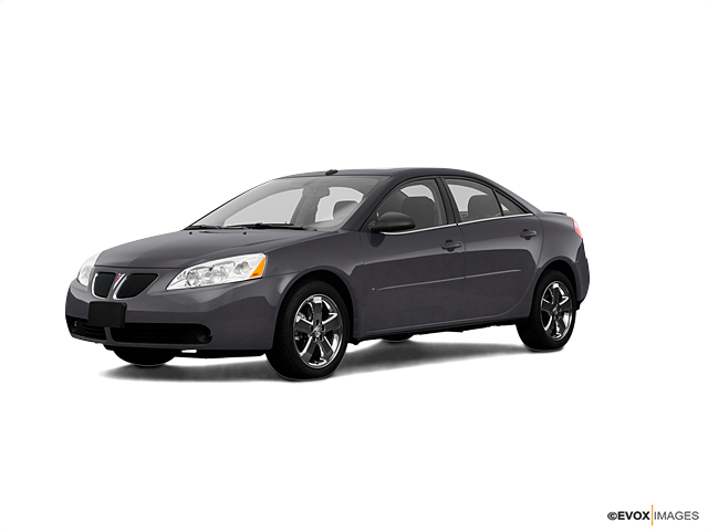 2008 Pontiac G6 Vehicle Photo in Colorado Springs, CO 80905