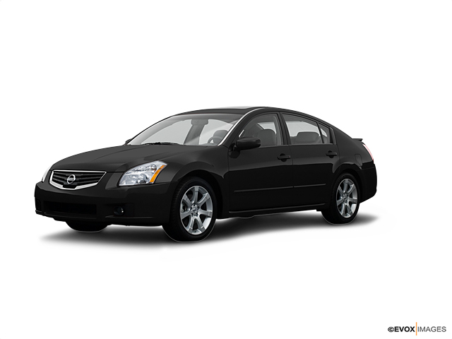 2008 Nissan Maxima For Sale At Porter Chevrolet In Newark