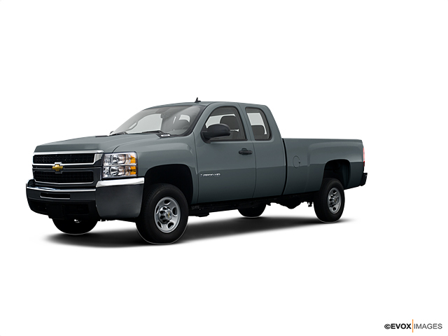 2008 Chevrolet Silverado 2500HD Vehicle Photo in Burlington, WI 53105