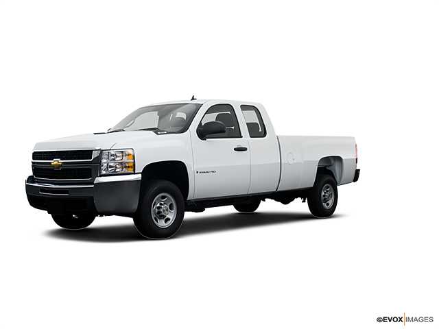 2008 Chevrolet Silverado 2500HD Vehicle Photo in Winnsboro, SC 29180