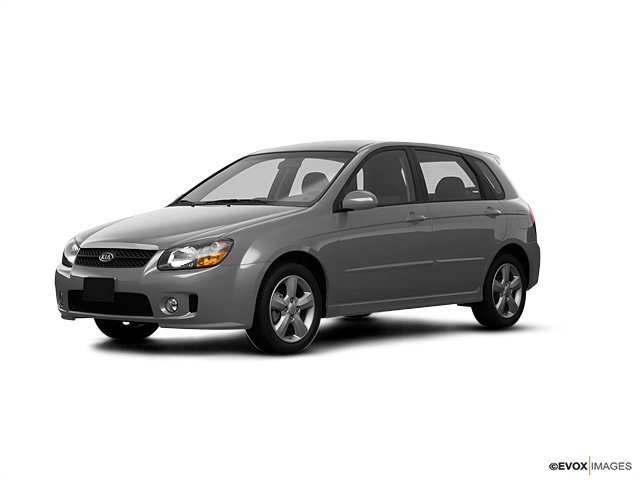 2008 Kia Spectra Vehicle Photo in Austin, TX 78759
