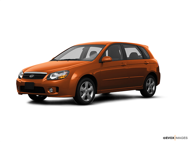 2008 Kia Spectra Vehicle Photo in Boyertown, PA 19512