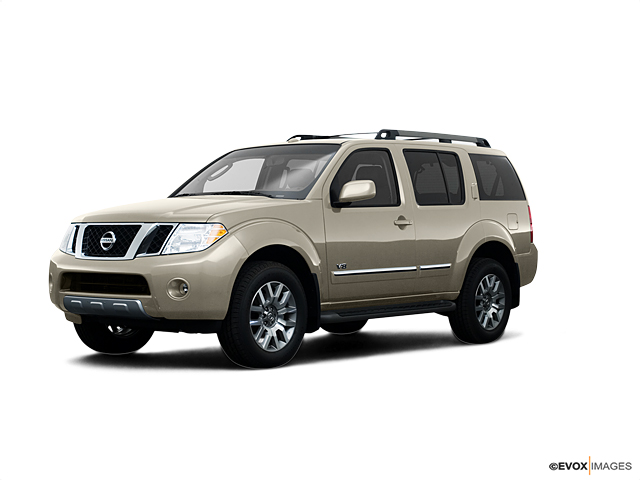 2008 Nissan Pathfinder Vehicle Photo in Kernersville, NC 27284