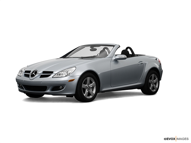 2008 Mercedes-Benz SLK-Class Vehicle Photo in BIRMINGHAM, AL 35216