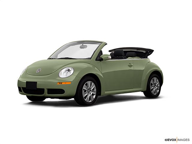 2008 Volkswagen New Beetle Convertible Vehicle Photo in Tucson, AZ 85705