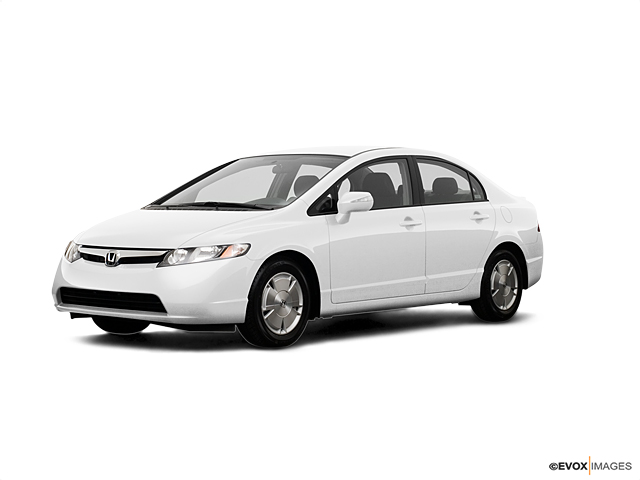 2008 Honda Civic Hybrid Vehicle Photo in Greenville, NC 27834