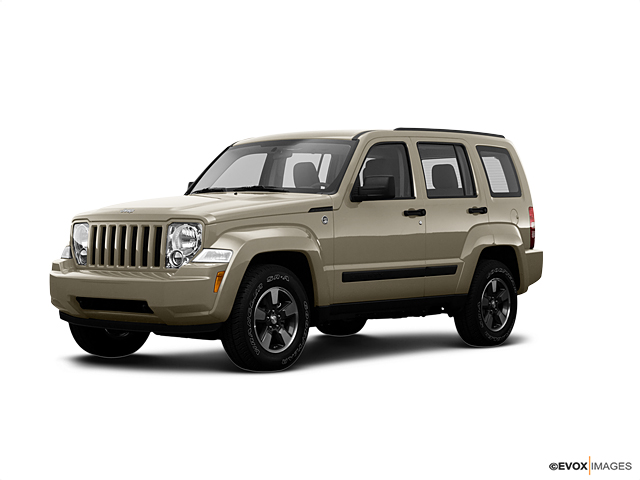 2008 Jeep Liberty Vehicle Photo in Colorado Springs, CO 80905