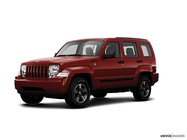 2008 Jeep Liberty Vehicle Photo in Doylestown, PA 18902