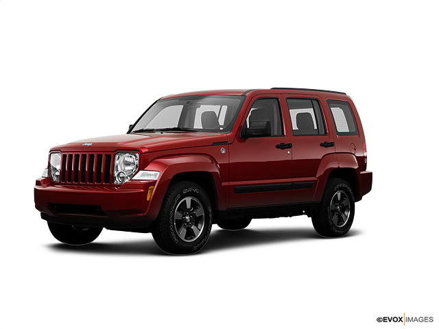 2008 Jeep Liberty Vehicle Photo in Akron, OH 44320