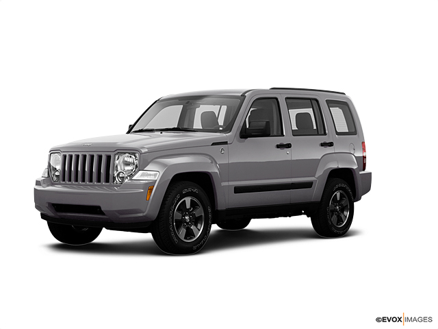 2008 Jeep Liberty Vehicle Photo in Boston, NY 14025