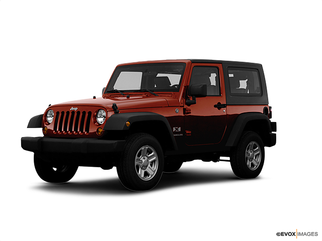 2008 Jeep Wrangler Vehicle Photo in Wendell, NC 27591