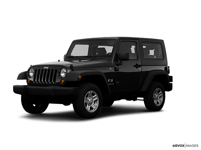 2008 Jeep Wrangler Vehicle Photo in Burton, OH 44021