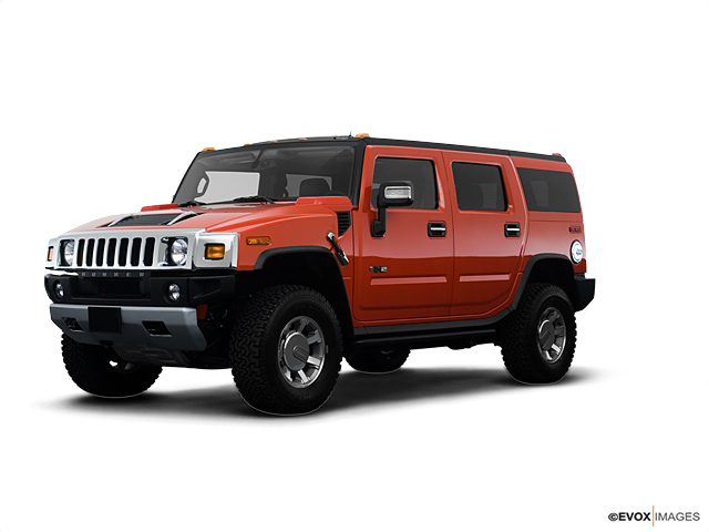 2008 HUMMER H2 Vehicle Photo in Colorado Springs, CO 80905