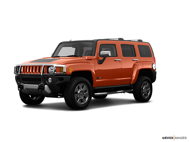 2008 HUMMER H3 Vehicle Photo in San Angelo, TX 76903